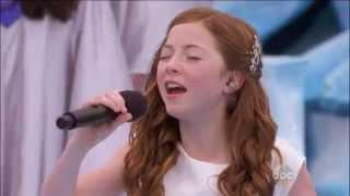 "Lexi Walker - ""Let it Go"" (Live at the Frozen Christmas Celebration Parade 2014)"