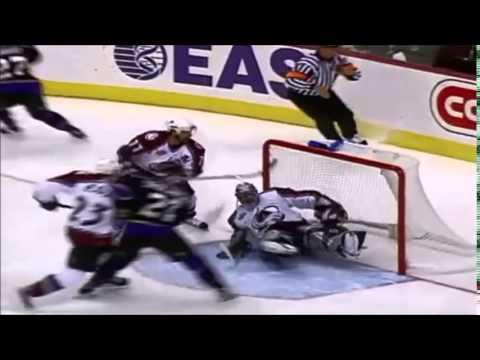 NHL Non-Goalie Saves