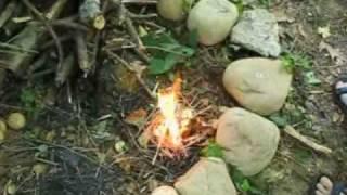 Webelos Campfire 2010