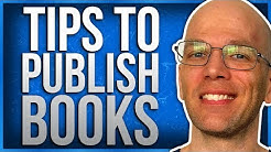 Self Publishing for Beginners: Tips for Self Publishing a Book
