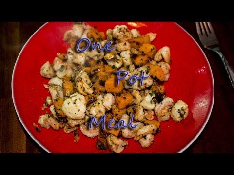 One Pot Shrimp