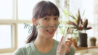 Model&Yoga coach, JiHyunJung,  Caudalie VP essence, GRAPE Pleasure