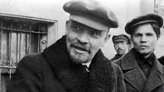 """Ленин, как """"ядерный гриб"""""""