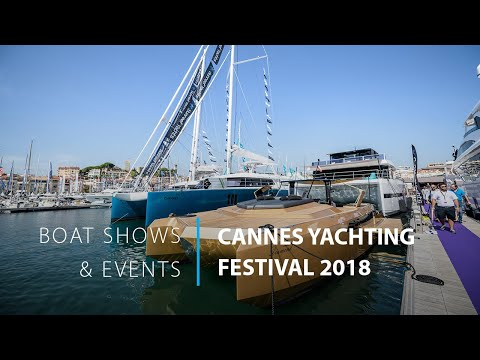 Sunreef Yachts - Cannes Yachting Festival 2018