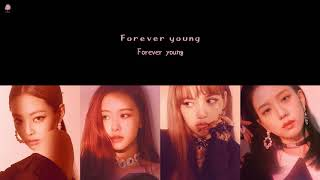 【韓繁中字】BLACKPINK - Forever Young