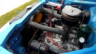 moteur v8 simca
