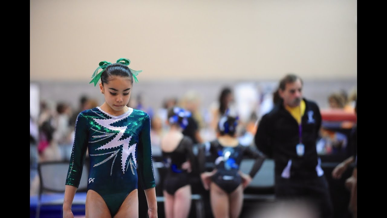 Winwin gymnastics - Sydney Gonzales 2013 West Regionals Level 8 Phoenix Gym Max Gymnastics