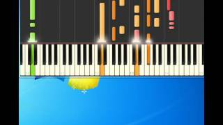 Ray Peterson   tell laura i love her [Piano tutorial by Synthesia]