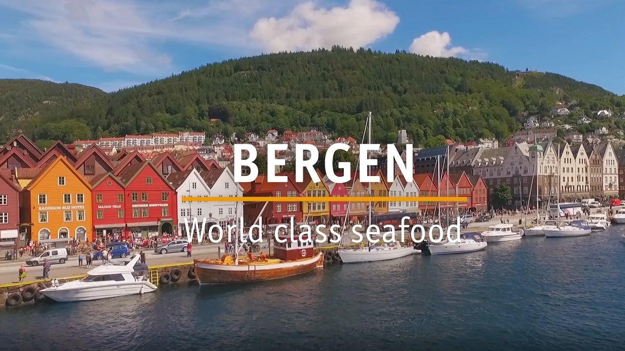 Thumbnail: Bergen - World class seafood