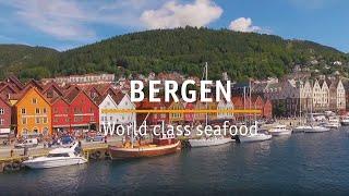Bergen - World class seafood