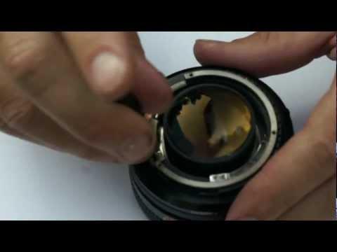 EdMika FD 55mm 1.2 Aspherical Conversion Kit Instructions