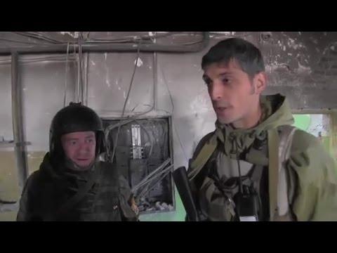 Штурм Донецкого аэропорта.