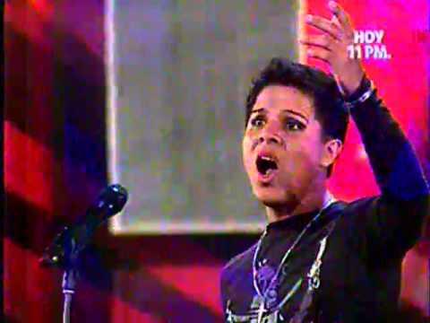 Perú tiene talento: Un joven convence cantando como una soprano
