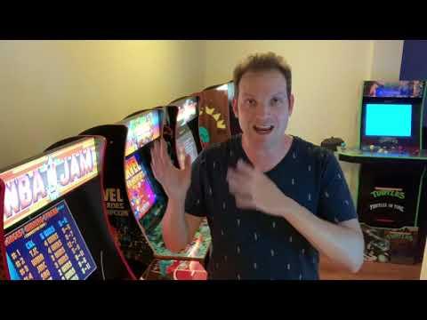 Future Arcade1UP Releases / Super Pac-Man Costco? / NBA JAM Costco - The BASEMENT Arcade 😎🕹 from Seaneleous
