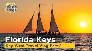 Road trip to the Florida Keys - Key West vlog episode (part 2)