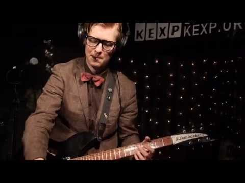 Public Service Broadcasting - Full Performance (Live on KEXP