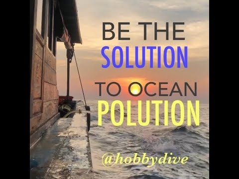 Be the solution to ocean solution # save the ocean