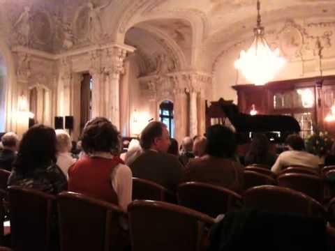 Concert-causerie De Finghin Collins Sur Stanford