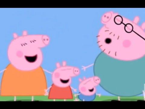 Peppa pig cochon peppa pig en francais longue duree for En youtube peppa pig