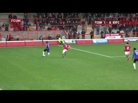 FC United of Manchester vs Kidderminster Harriers - 04/03/17 - Extended Highlights