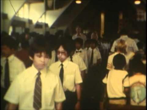 Iolani School 6th Grade Graduation (1983)