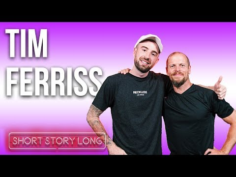 Short Story Long # 77 : Tim Ferriss : Author/ Podcaster
