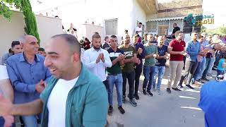 الفنان باسل غانم دحية  اكشن حمام  العريس وسيم عثمان الجاروشية تسجيلات الأمير 2020 HD