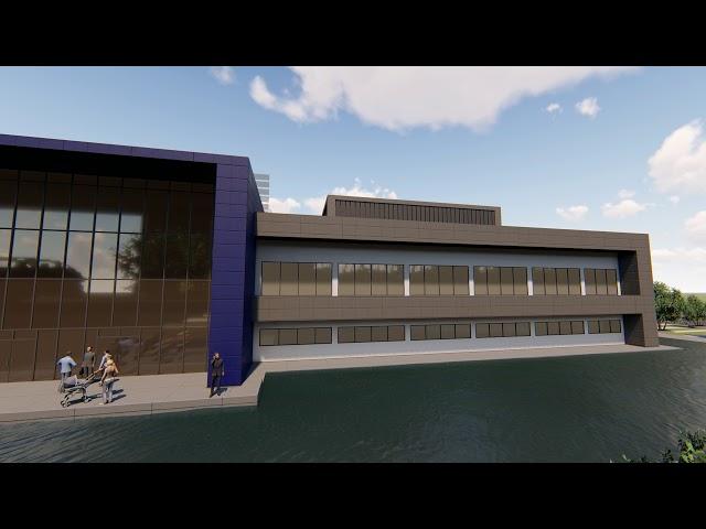 Exteriores Edificio   Videos 3D Render