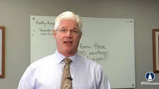 Sen. Shirkey recognizes National Mentoring Month
