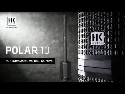 Introducing the brand new POLAR 10 PA system by HK Audio (English)
