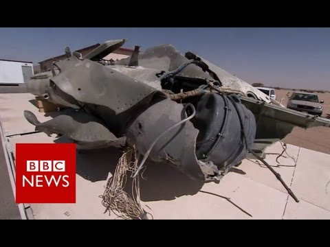 Inside Saudi Arabia: On front line of war with Yemen - BBC News