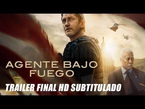 Agente Bajo Fuego (Angel Has Fallen) - Trailer Final Subtitulado HD