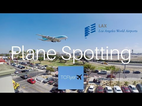 Plane Spotting | Arrivals and Departures | Los Angeles International Airport