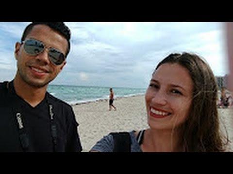 Vlog - Miami #5 - Dania Beach, Miami Beach e Metromover