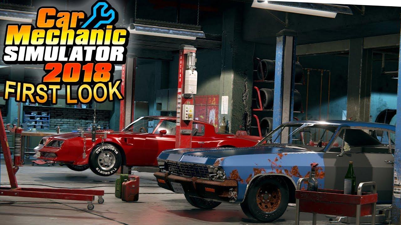 Car Mechanic Simulator 2018 download torrent – Dr  Nermien Ismail