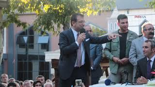 İBB Başkanı İmamoğlu: Cemevleri Alevilerin ibadethanesidir