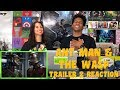 ANT-MAN AND THE WASP Trailer 2 Reaction