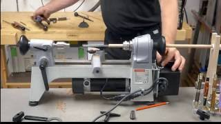 Axminster Precision Pro Polishing Mop Arbor