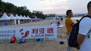Хайнань. 28 ноября 2019г. пляж Дадунхай. все испортили китайские строители ((