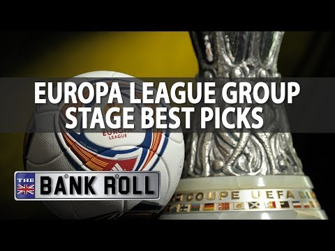 2017/18 Europa League Group Stage Betting | Thurs 19th Oct