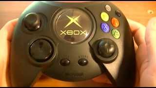 Video Game Hardware- Original Xbox Controller