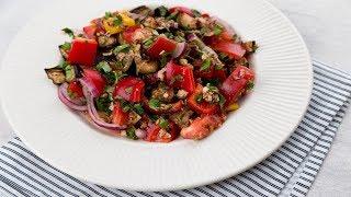 Грузинский салат | Рецепты Веган Vegan | Яна Вегана
