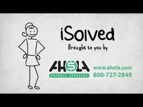 Ahola: Online Payroll, HR, Benefits, Time, Onboarding Services