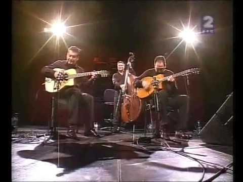 The Rosenberg Trio - Sava Centar,Beograd - 09.02.2008. Full Concert TV.avi