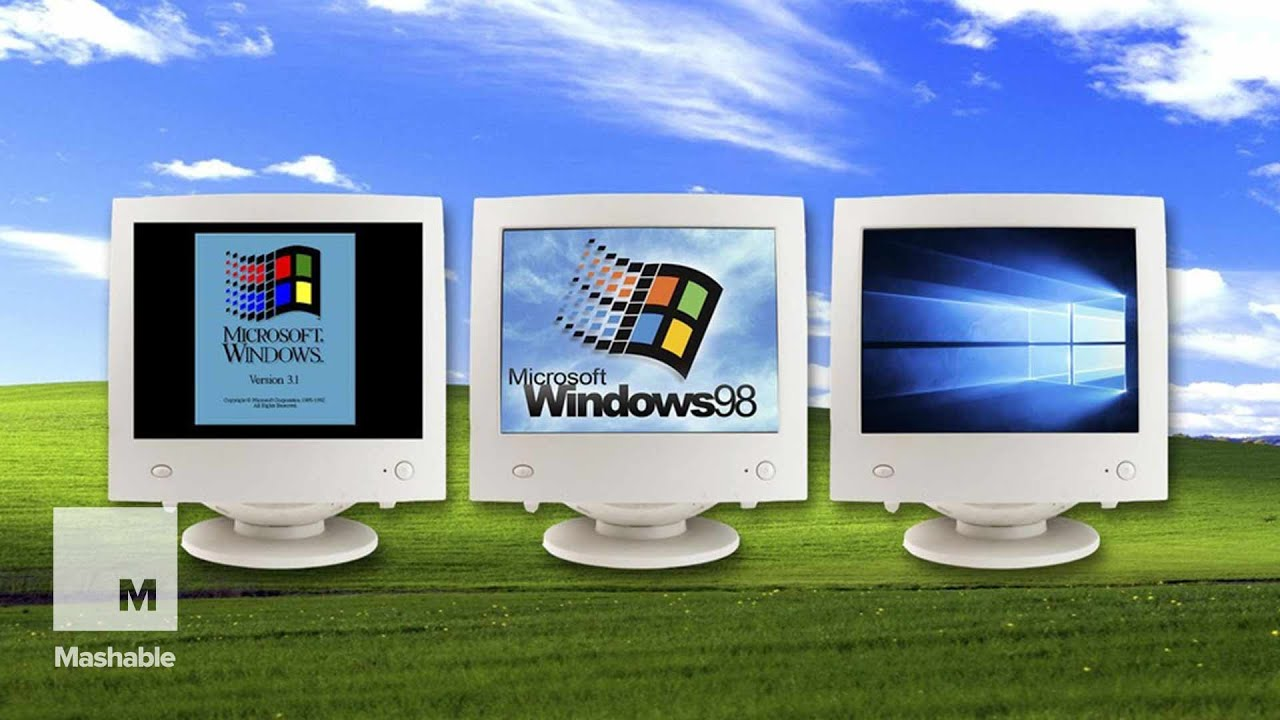 Evolution of Startup Sounds from Windows 3 1 to 10   Mashable