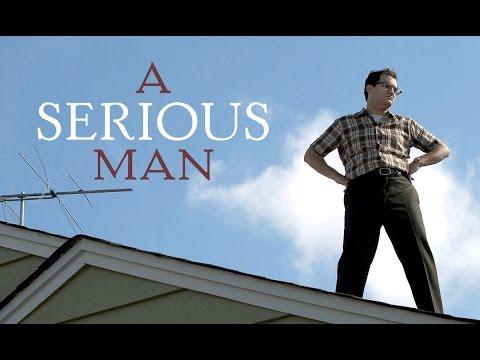 Trailer do filme Um Homem Sério