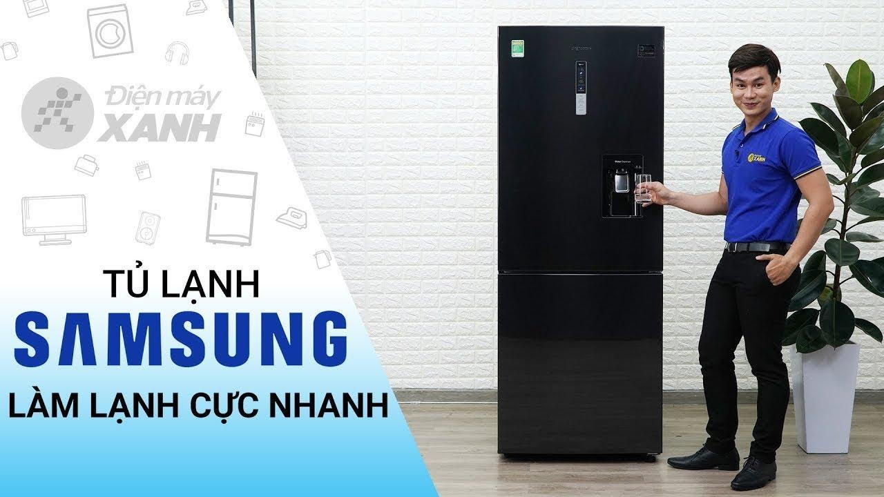 Tủ lạnh Samsung Inverter 458 lít RL4364SBABSSV: không gian làm lạnh hoàn hảo • Điện Máy XANH
