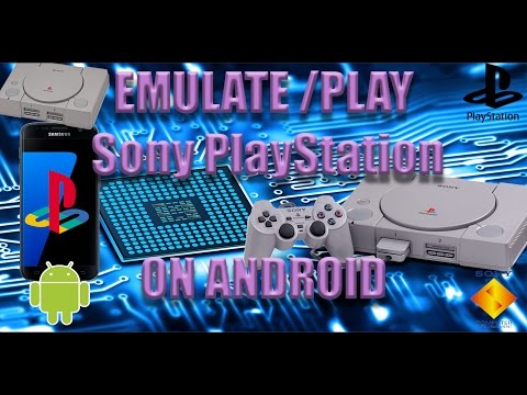 How to Play PS1 Games On Android Devices - Sony Playstation Tutorial -  ZanyGeek
