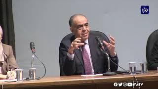 نائبا رئيس وزراء سابقان يعرضان نتائج خطط الحكومة لمواجهة التحديات (18/12/2019)