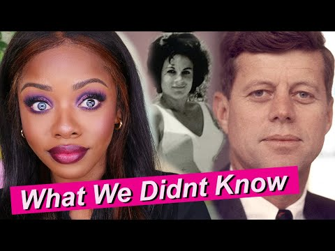 JFK's Affairs, The Truth is *SHOCKING*   Makeup & History